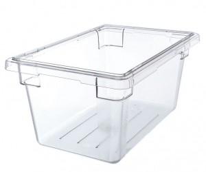 Cambro 12189CW135 Sous vide cooking bin