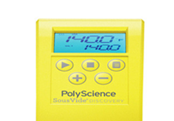 older technology present on polyscience machines